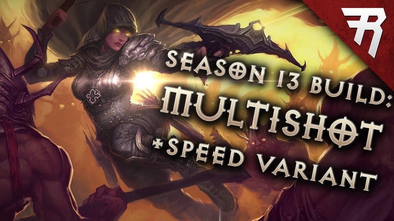 Best Demon Hunter Build Speed