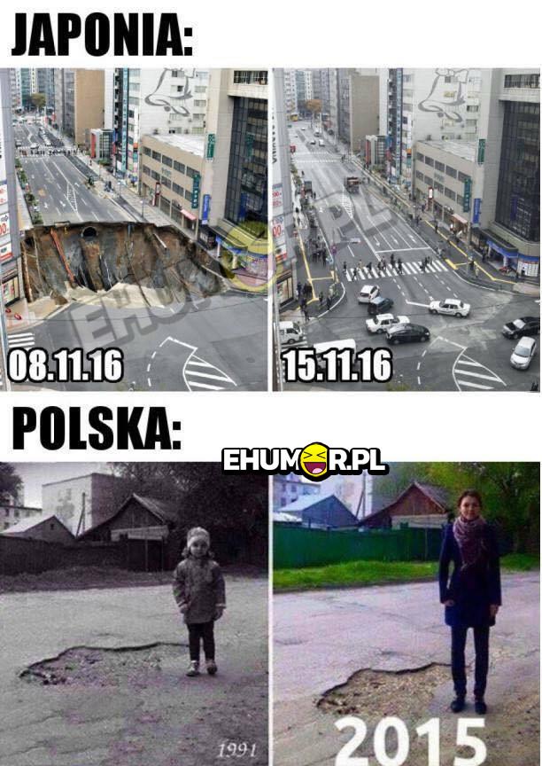 Japonia vs Polska