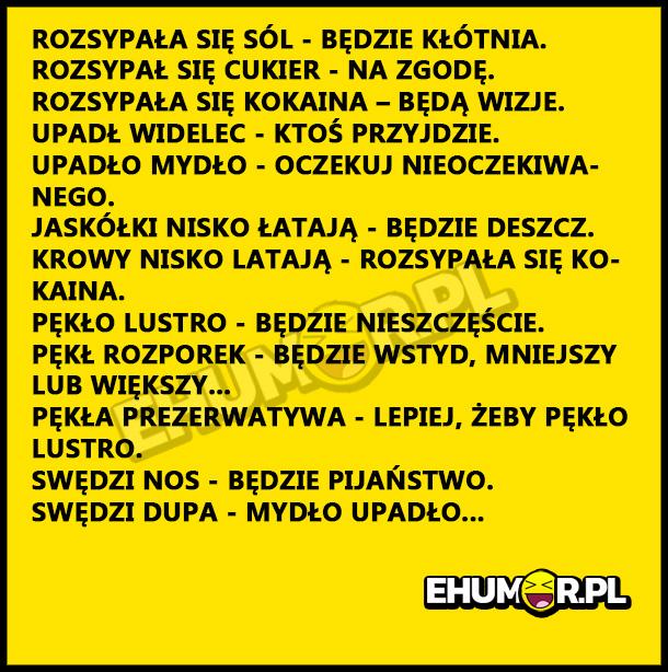 Polskie Przysłowia Nowa Wersja D Ehumorpl Humor
