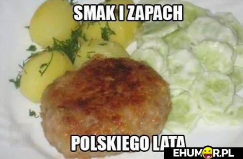 Smak i zapach polskiego lata