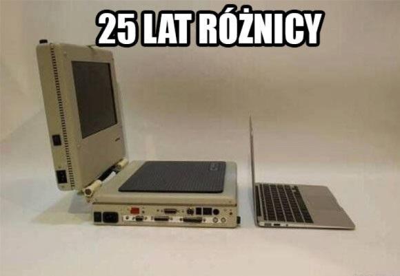 25 lat różnicy