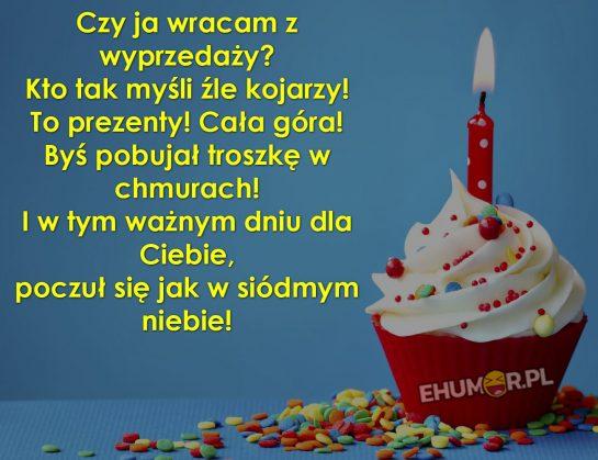 śmieszne Wierszyki Na Urodziny Ehumorpl Humor Dowcipy