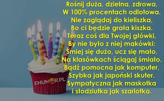 życzenia Urodzinowe Ehumorpl Humor Dowcipy