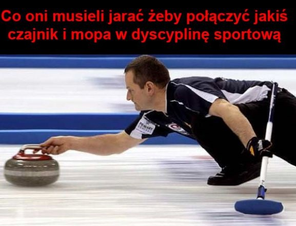 Curling xD