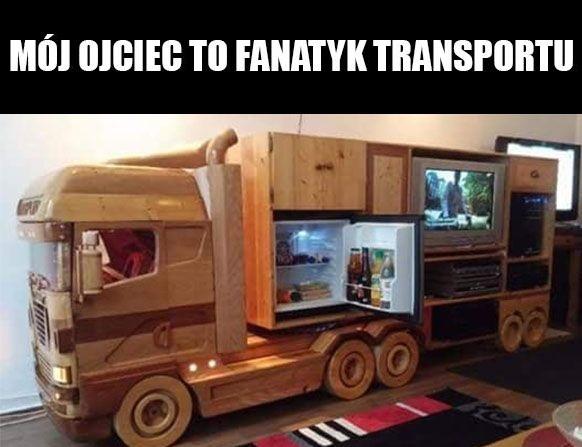 Janusz transportu xD