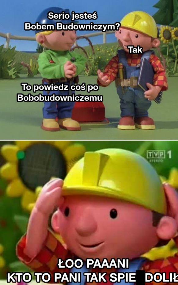 Bob Budowniczy w akcji