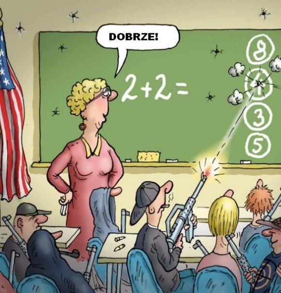 Matemtyka w USA