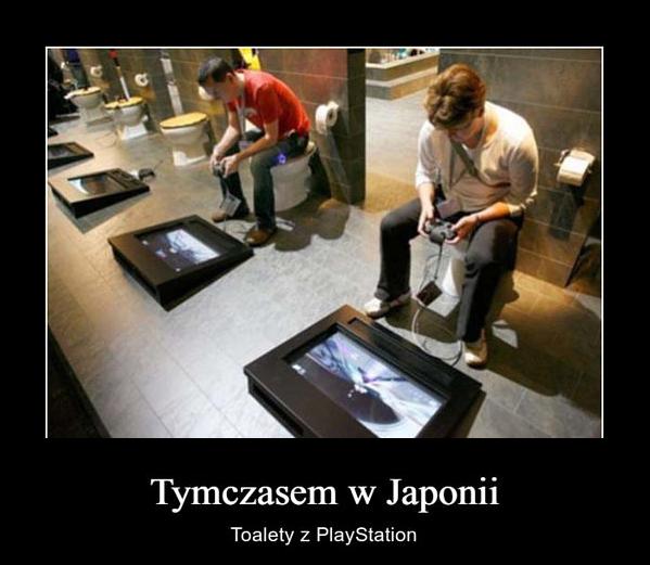 Najlepsze toalety są w Japonii