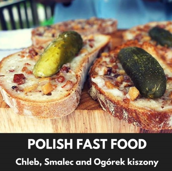 Polish fast food xD
