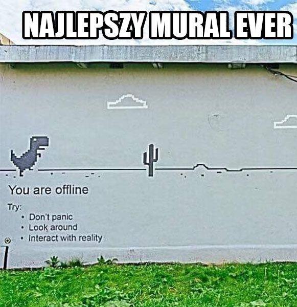 Najlepszy mural xD