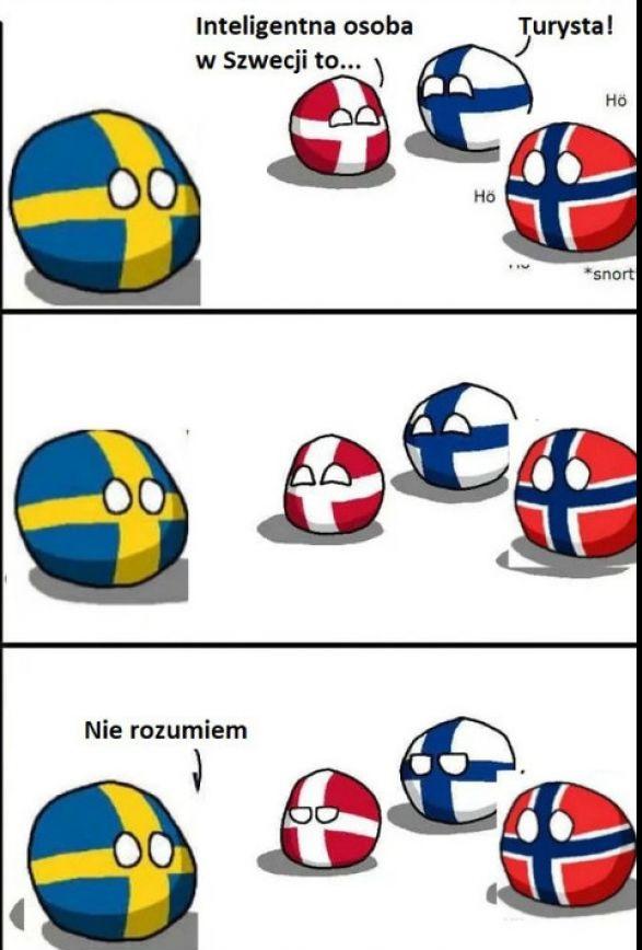 Szwecja xD