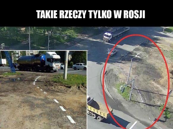 Takie coś tylko w Rosji