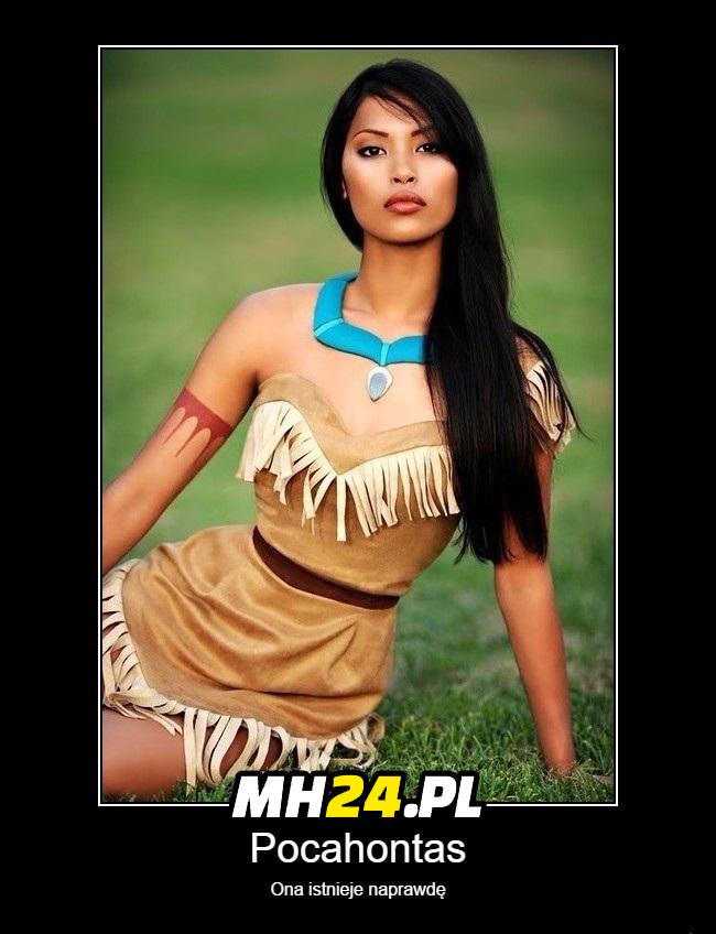adna Pocahontas