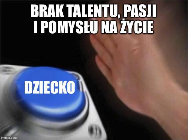 Brak talentu