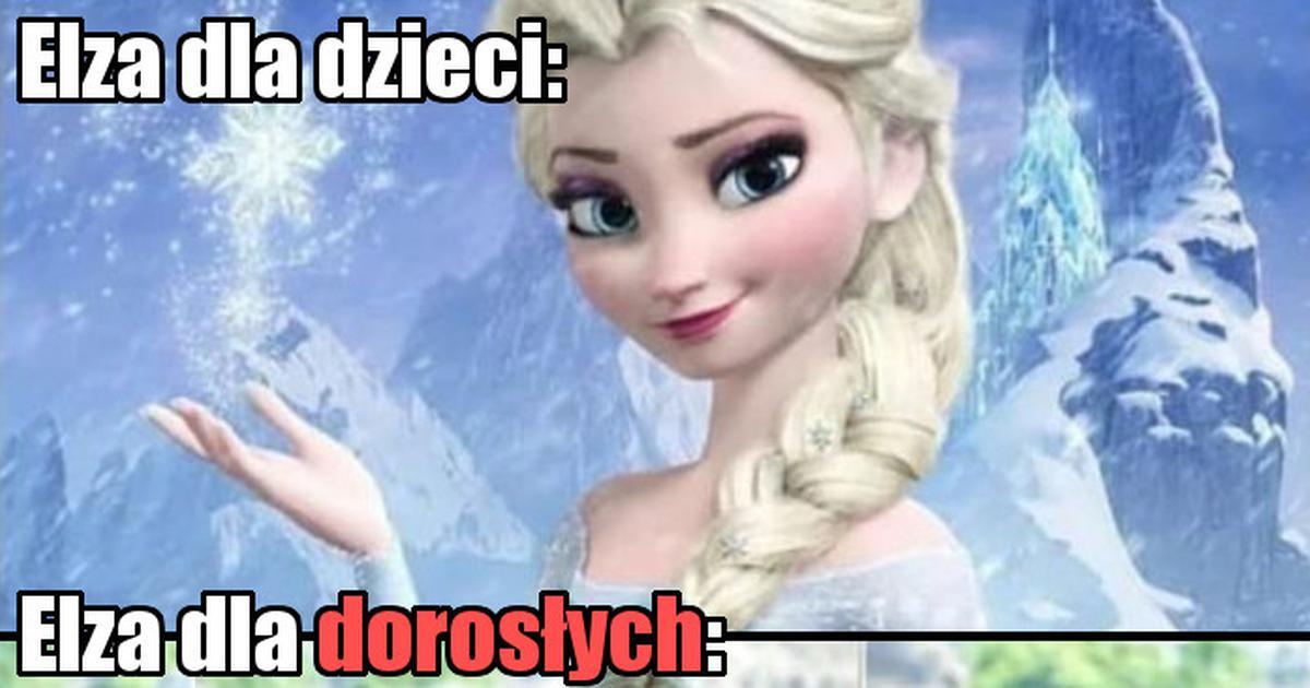 Elza w wersji dla dorosłych – eHumor.pl – Humor, Dowcipy