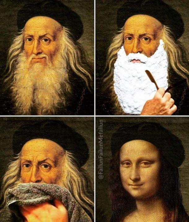Kiedy zgolisz brodę