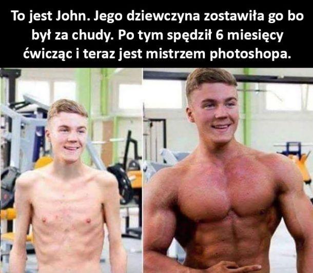 Zdolny John xD