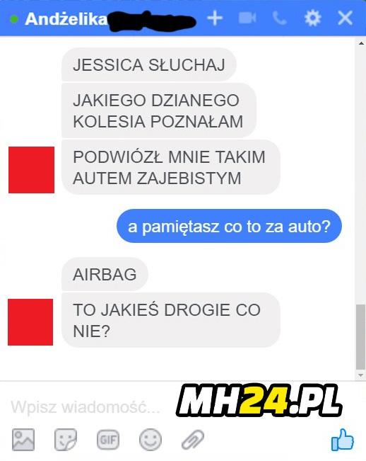 Andżelika i jej opowieść xD