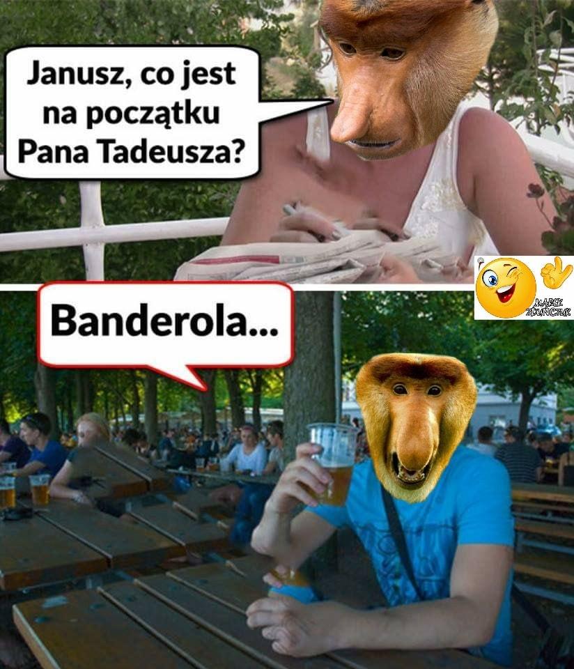 Co jest na początku Pana Tadeusza