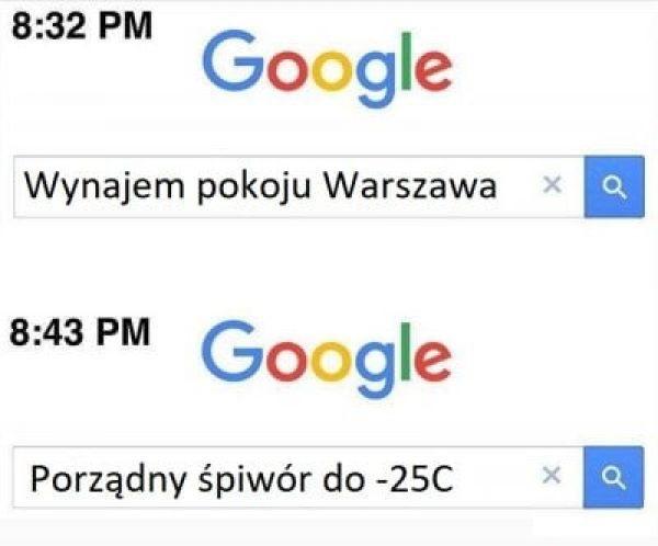 Kiedy chcesz znaleźć pokój w Warszawie