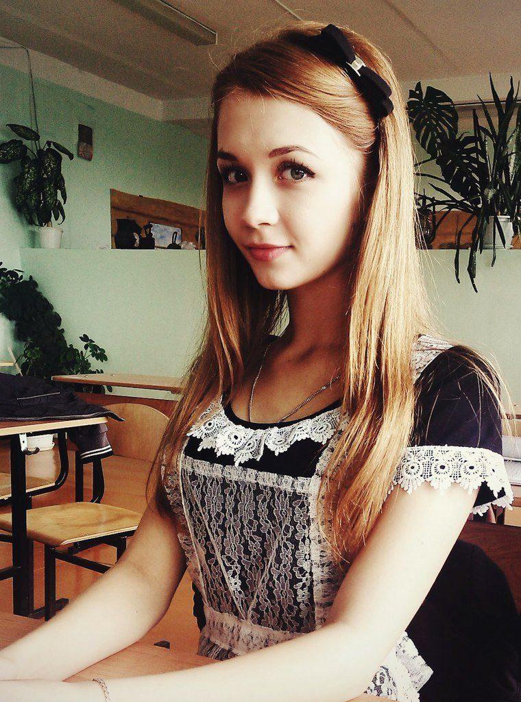 Uczennica z Rosji