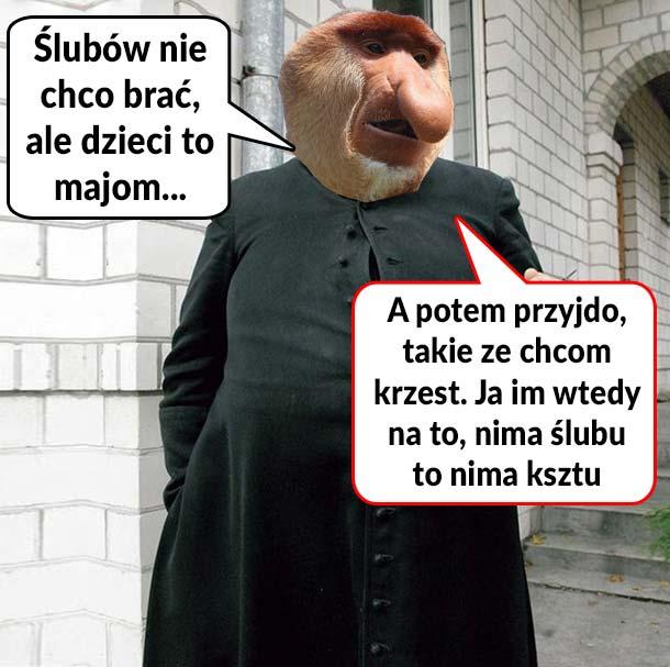 Ksiądz Janusz