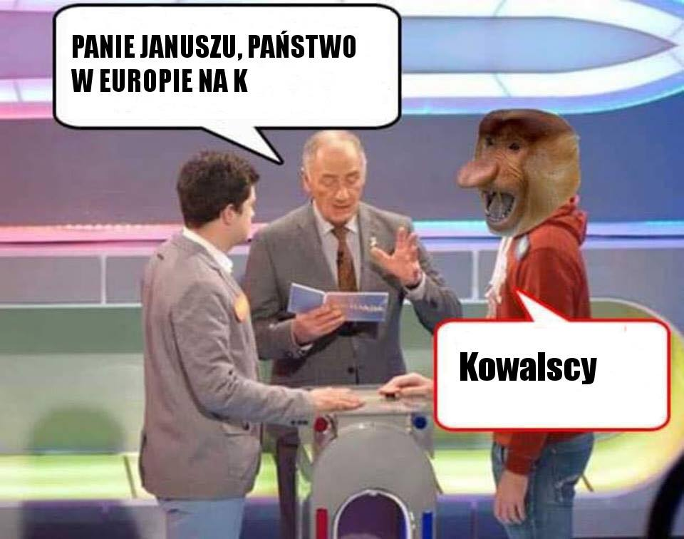 Państwo w Europie na K