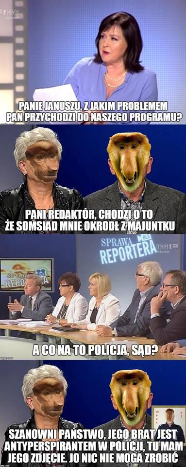 Problem Janusza