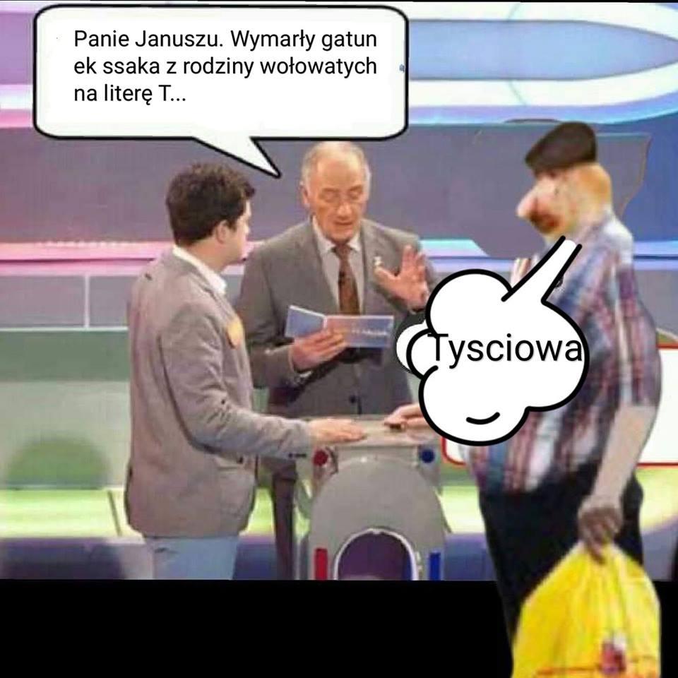Pytanie dla Janusza xD