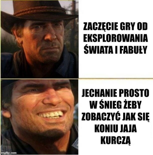 Red Dead Redemption 2 xD
