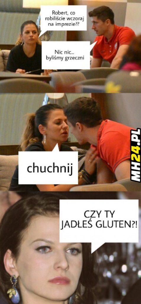Robert chuchnij