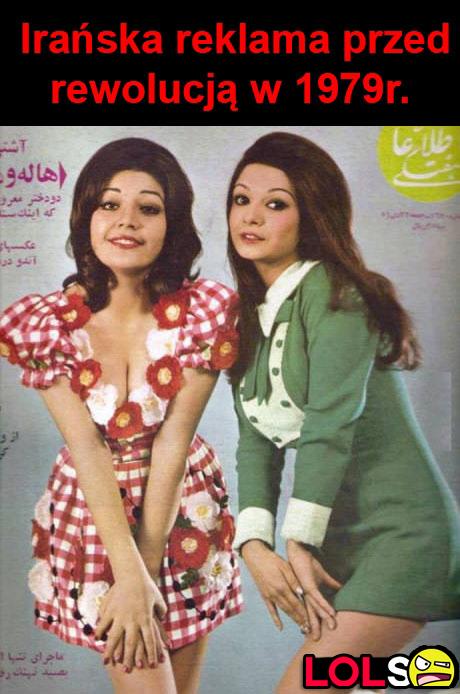 Irańskie kobiety dawniej