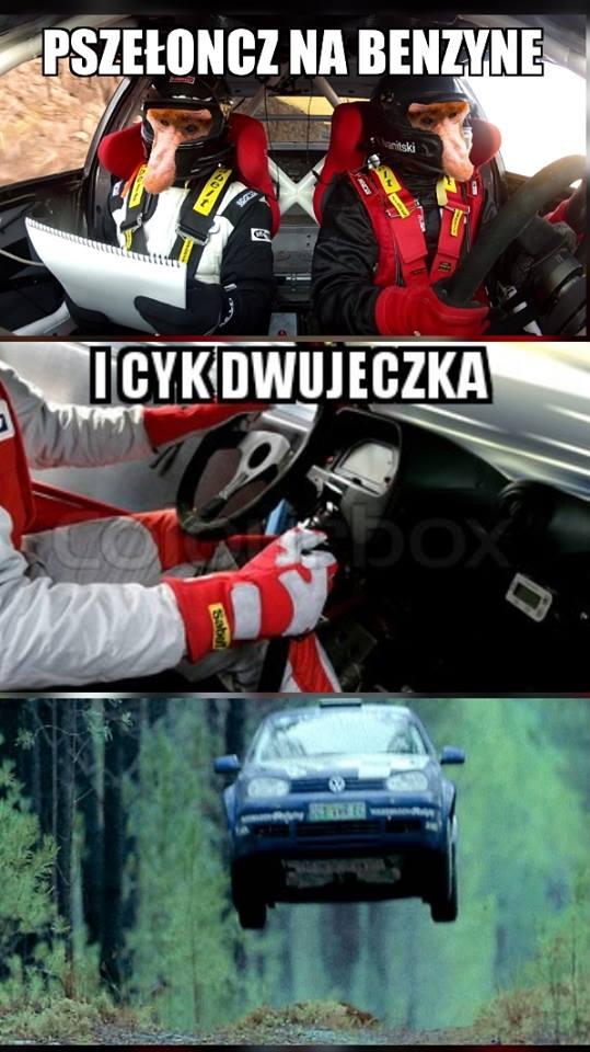 Kiedy Janusz przełączy na benzynę