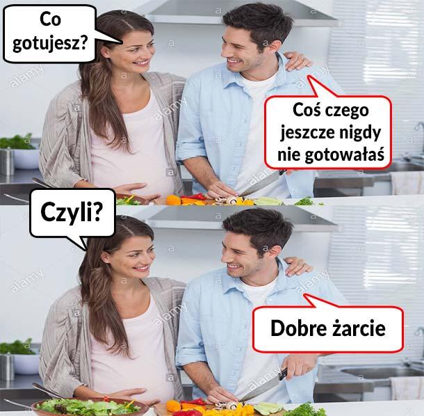 Co gotujesz