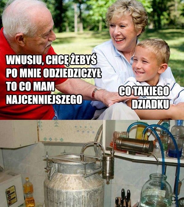Najcenniejszy skarb dziadka