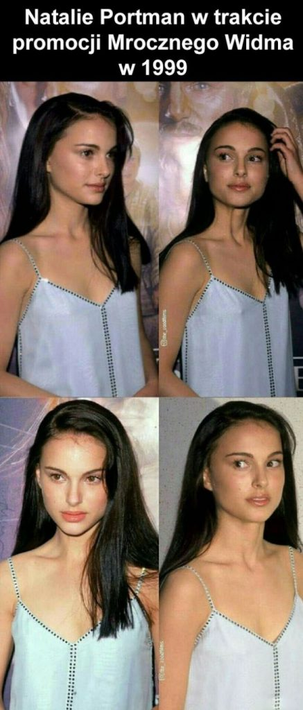 Natalie Portman w 1999 roku