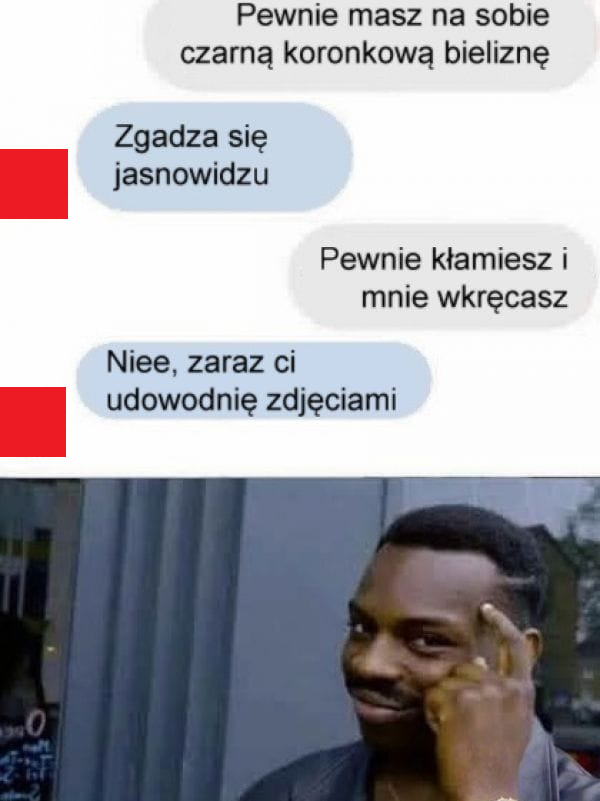 No to wygrał xD
