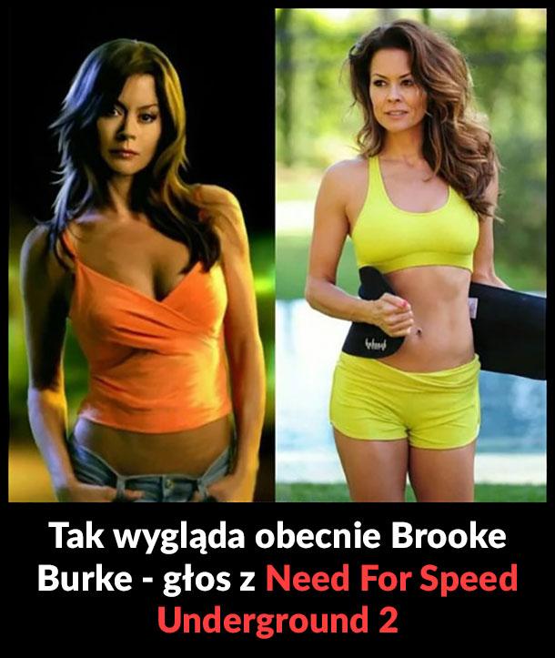 Tak wygląda obecnie Brooke Burke
