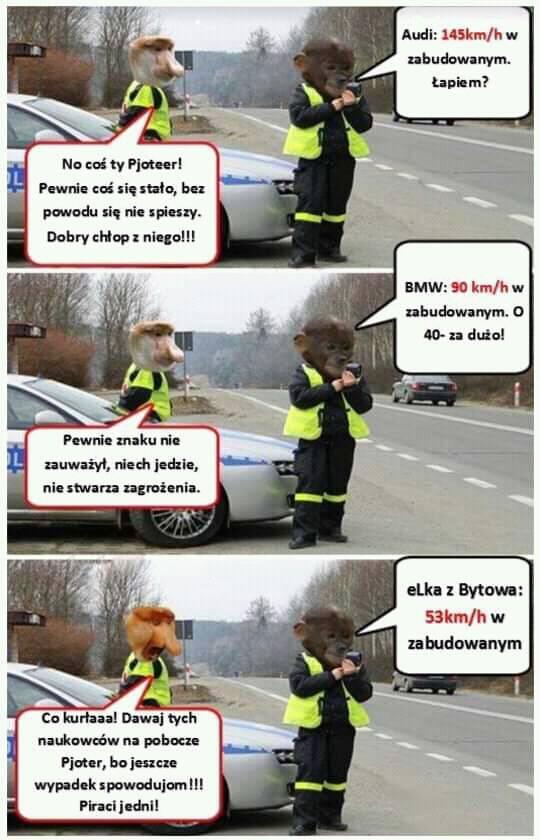 Janusz policjant xD