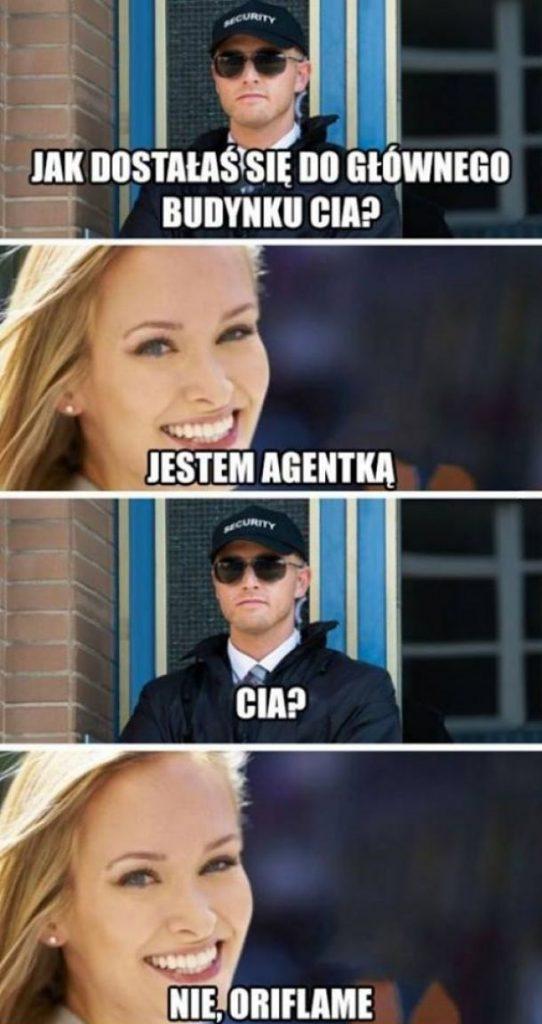 Jestem agentką