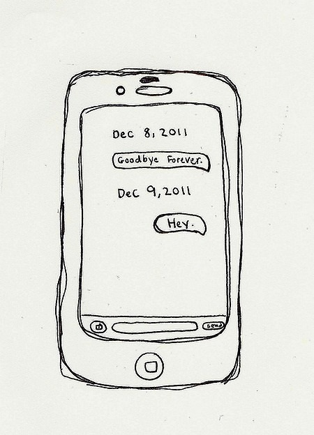 Każdy kto miał laskę raz w życiu dostał takiego smsa