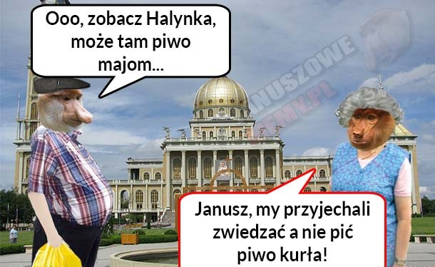 Ooo zobacz Halynka…