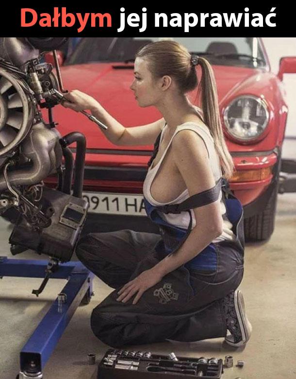 Pani mechanik