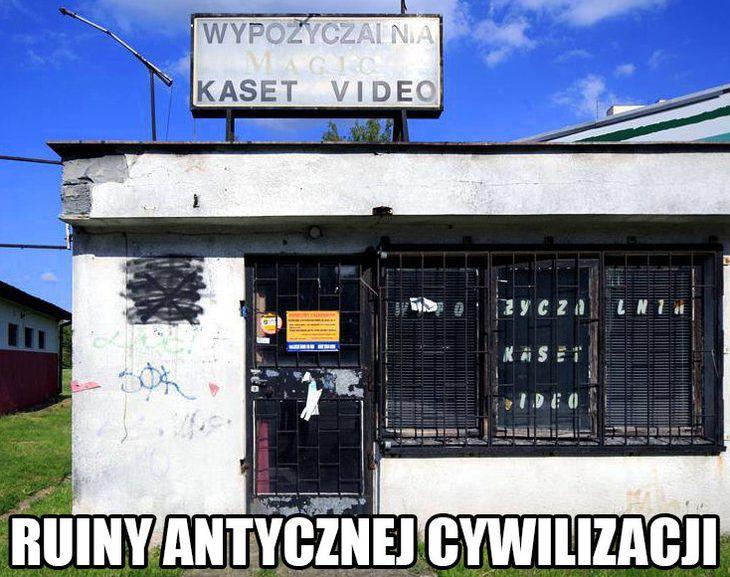 Ruiny antycznej cywlizacji