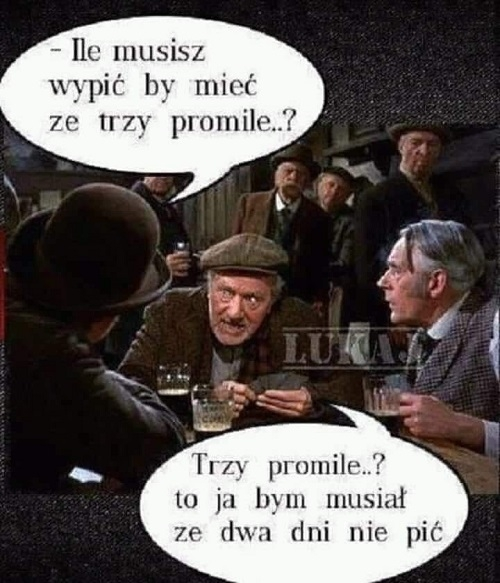 Trzy promile