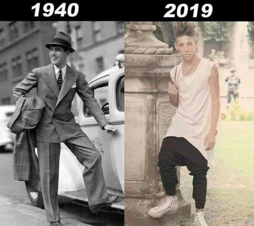 Moda nie powinna się zmieniać