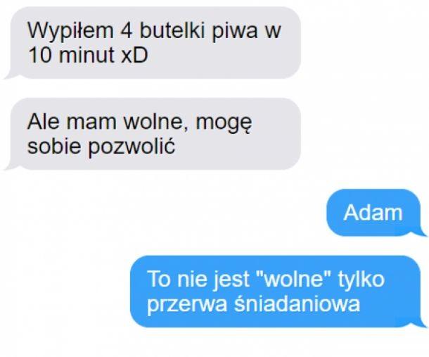 Wolne xD