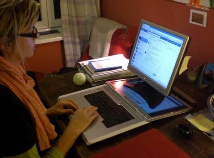 Kiedy mama ma problem z komputerem i nie chce Twojej pomocy