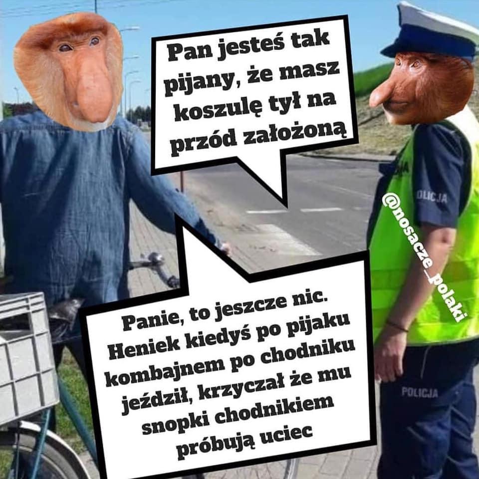 Pijany Janusz xD