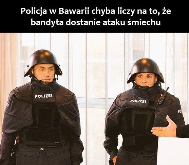 Bawarska policja